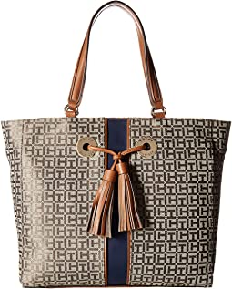 Tommy Hilfiger - TH Grommet Tote