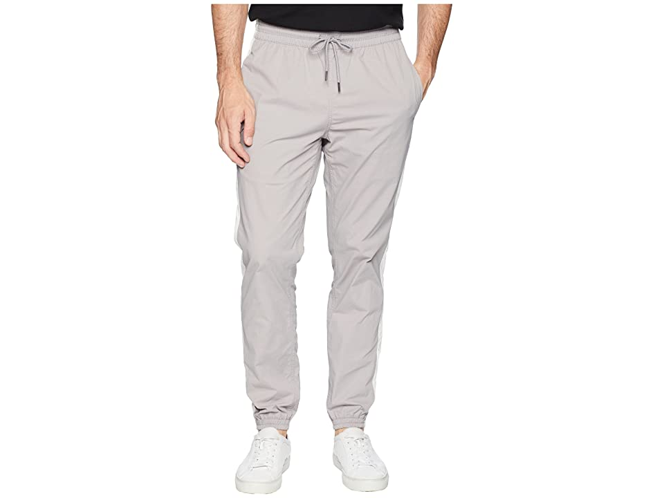 Publish Kiann Stretch Nylon Jogger Pants (Grey) Men's Casual Pants