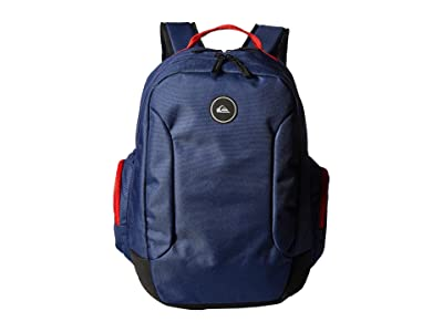 Quiksilver Schoolie II Backpack (Medieval Blue) Backpack Bags