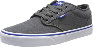 Atwood Skate Shoes Pewter/Lapis Blue