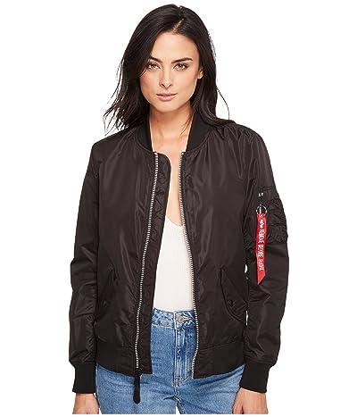 Alpha Industries L-2B Scout Jacket (Black) Women