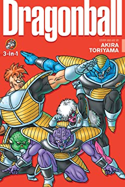 Dragon Ball (3-in-1 Edition), Vol. 8: Includes vols. 22, 23 & 24 (8)
