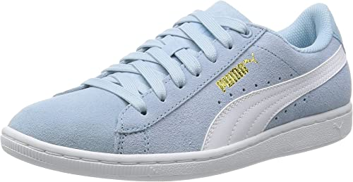 Puma Vikky - Sneakers Basses - Femme - Bleu (Cool Blue/White ...