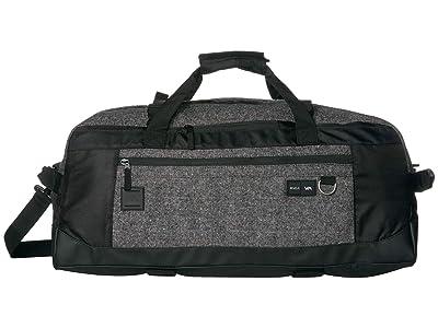 RVCA Skate Duffel Deluxe (Black/Grey) Bags