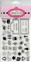 Everyday Variety Stamps for Card-Making and Scrapbooking Supplies by The Stamps of Life - Stamp2Build