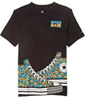 Chucks Sneakers Graphic T-Shirt (Big Kids)