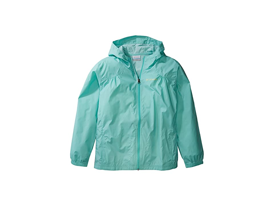 Columbia Kids Switchbacktm Rain Jacket (Little Kids/Big Kids) (Pixie/Tippet) Girl