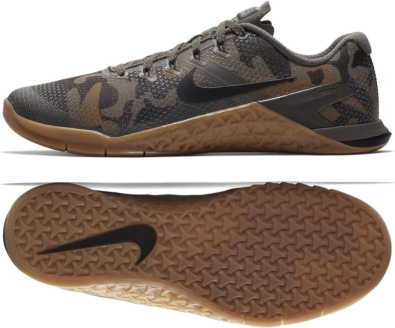 Nike Metcon 4 Trainingsschuh braun Gre  8 UK 8 UK Ridgerock Schwarz-Gummi Med braun