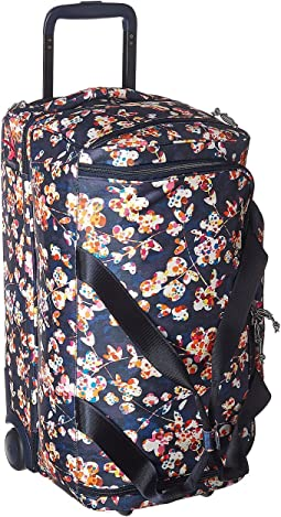 7098cf63b3bb Lighten Up Foldable Rolling Duffel. Like 12. Vera Bradley