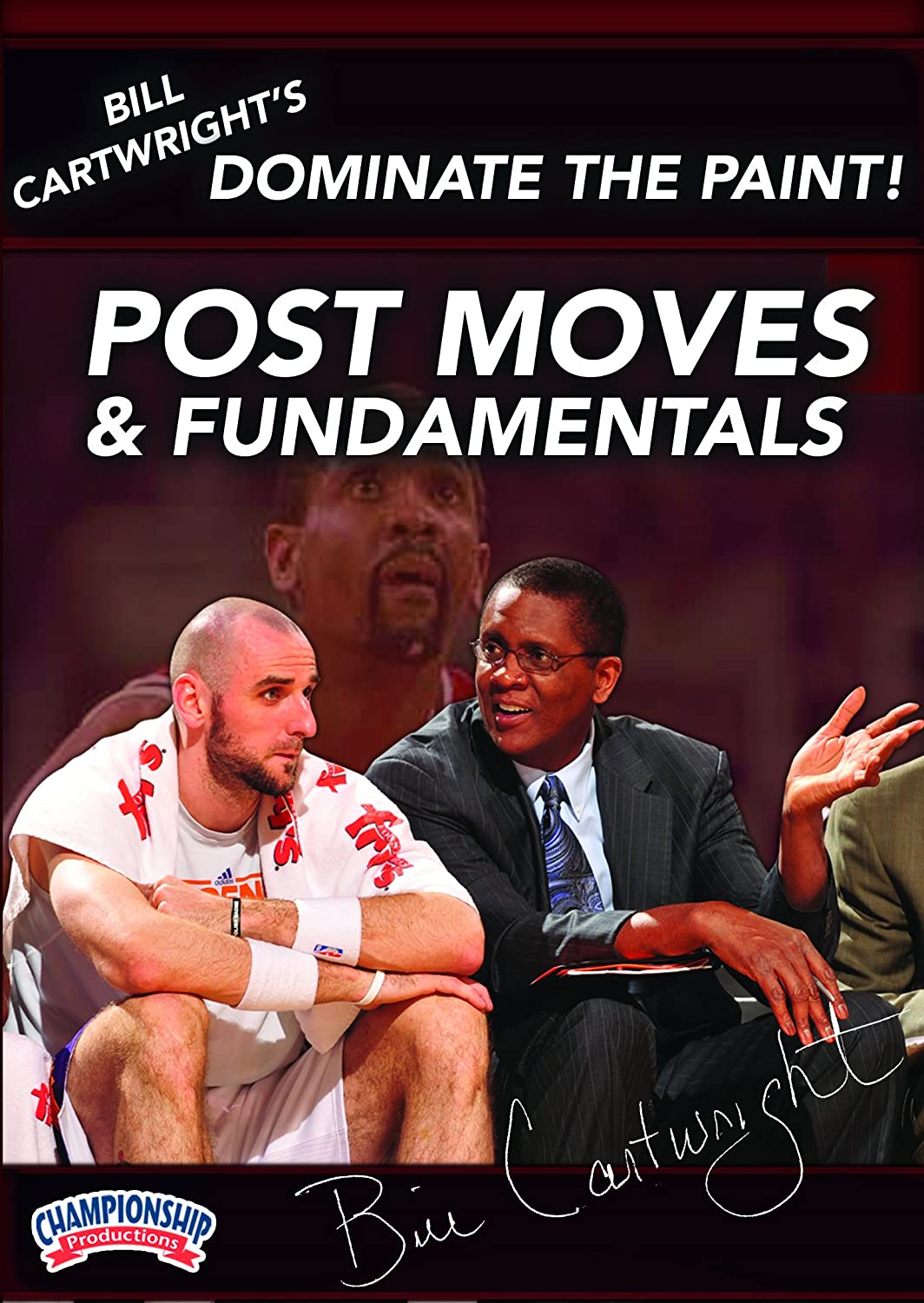 Bill Cartwright's Dominate the Paint Moves and Rare Post Fundamental It is very popular