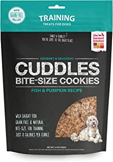 The Honest Kitchen Natural Hand-Baked Grain Free Dog Treat Cookies