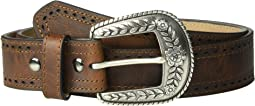 Ariat - Classic with Pierced Edge Trim Belt