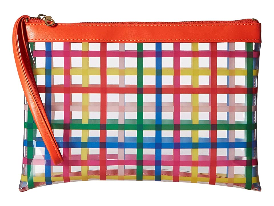 ban.do Get It Together Wristlet Pouch (Block Party) Handbags