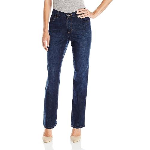 8dfa0d28 LEE Women's Relaxed Fit Straight Leg Jean