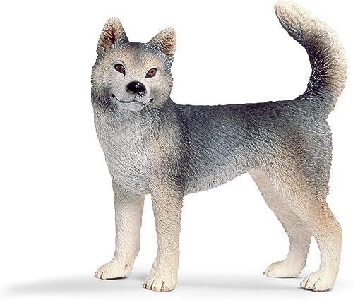 calidad fantástica Schleich 16372  -  Figura  miniatura Granja, Granja, Granja, perros husky  Descuento del 70% barato
