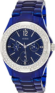 Guess Rock Candy Women's Dial Plastic Band Watch