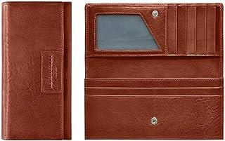 Renato Landini Brown Leather For Women - Bifold Wallets