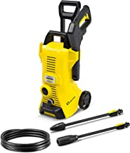 Kärcher K 3 Power Control high pressure washer: Intelligent app support - for effective cleaning of everyday dirt