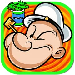 Funny design and high-quality graphics Smooth Popeye animation You got weapon to kill enemies 5 levels to master and save olive oyl