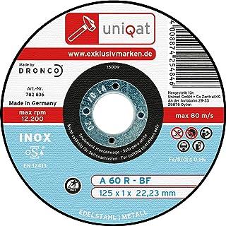 Dronco 5512306-100 Pwa 125 disco medio lucidatura 10