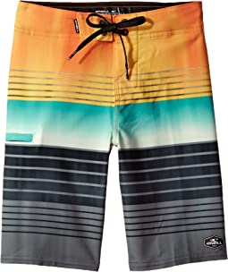 O'Neill Kids - Hyperfreak Heist Superfreak Boardshorts (Big Kids)