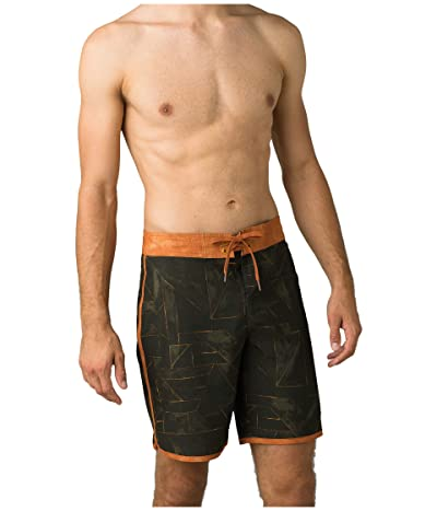 Prana High Seas Shorts (Slate Glow) Men