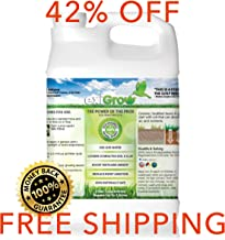 Liquid Aeration Alkaline Soil Treatment - Soil Conditioner - Solves Common Problem of High pH Soil Blocked with Hardened Mineral Salts - Treats up to 1.5 Acres
