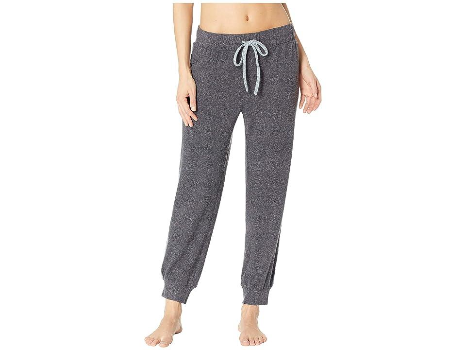 Splendid Pajama Jogger (Heather Midnight Navy) Women