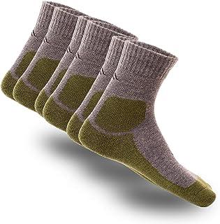 Wandersocken Adventure aus Merino Wolle – Socken für Outdoor, Trekking I..