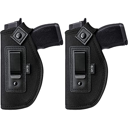 USA MADE 911 SeriesNylon AIWB Appendix Conceal Carry Holster Taurus PT909