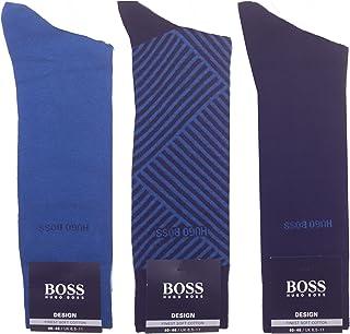 Medias de fútbol - para hombre azul azul (Dark azul 401) Talla única