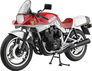スカイネット 1/12 完成品バイク スズキ GSX1100S KATANA SE 赤/銀