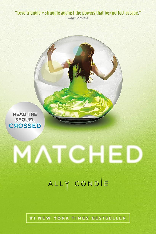 はい序文然としたMatched (Matched, Book 1)