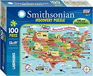 Best smithsonian discovery puzzles Reviews