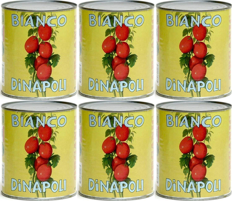 Cheap Bianco DiNapoli Organic Whole Peeled Surprise price 28 pack Tomatoes oz 6