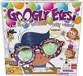 Amazon Exclusive Bonus Edition Googly Eyes - Includes Color Smash Card Game!