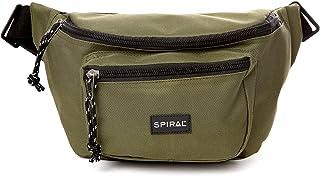 Spiral OG Bum Bag - Olive Riñonera de Marcha 25 Centimeters 3 Verde (Green)