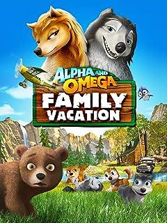 Alpha and Omega: Family Vacation