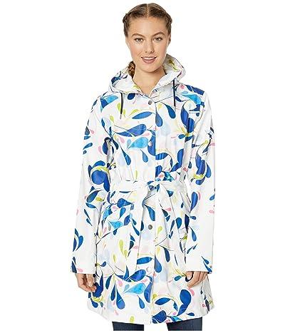 Helly Hansen Kirkwall II Raincoat (Sling White Print) Women