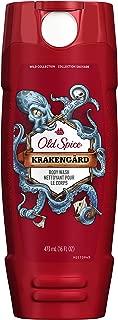 Old Spice Body Wash Wild Collection Krakengard 16 Oz (473ml), 1.1 Pound