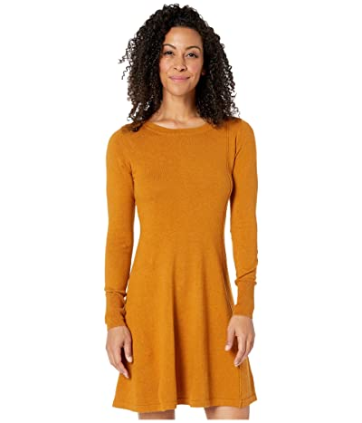 FIG Clothing Ann Dress (Gold) Women