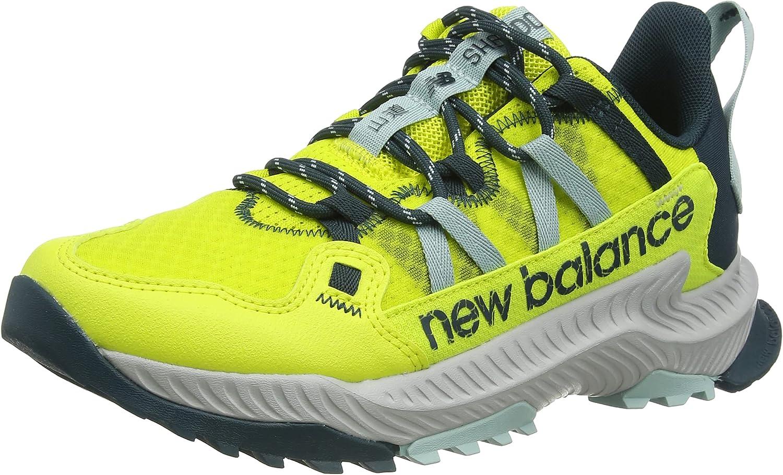 New Balance Wtshav1, Zapatillas para Carreras de montaña Mujer