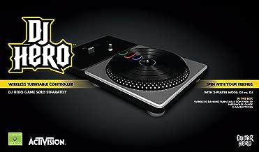 DJ Hero Stand-Alone Turntable - Xbox 360