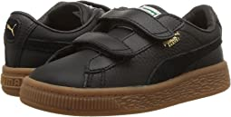 Puma Kids - Basket Classic Gum Deluxe (Toddler)