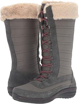 Aetrex - Berries Tall Lace-Up Boot