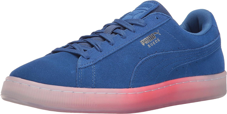 Puma Men's Suede Classic Explosive Fashion Sneaker