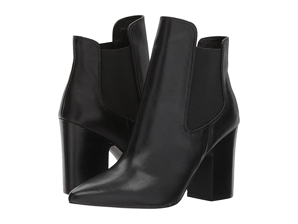 Kristin Cavallari Starlight Bootie (Black Smooth) Women