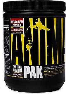 Universal Nutrition Animal Pak Sports Multivitamin Supplement Powder, Cherry Berry, 369 Grams