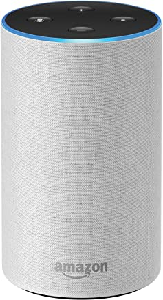 Echo (2nd Generation) - Smart speaker with Alexa and...