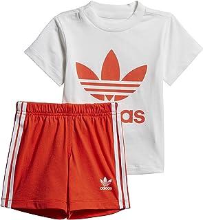 15d2a0b8d97e4 adidas Ensemble de Short et t-Shirt Unisexe pour bébé 9-12mois